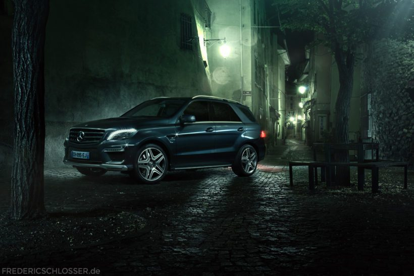Mercedes-Benz ML63 AMG -Fanaticar Magazin