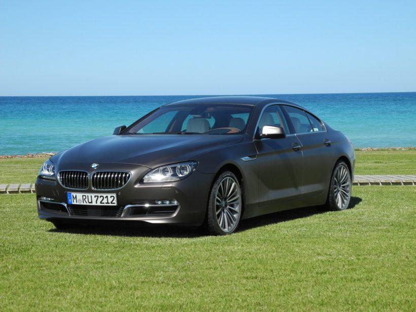 BMW Grand Coupé - Fanaticar Magazin