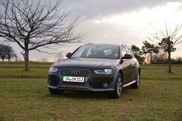 Audi A4 3,0 TDI clean diesel allroad quattro - Fanaticar Magazin