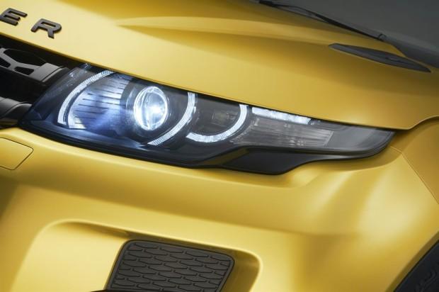 "Range Rover Evoque ""Yellow Edition"" - Fanaticar Magazin"