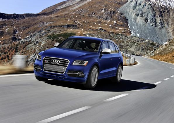 Audi SQ5 3.0 TFSI (USA-Modell)- Fanaticar Magazin
