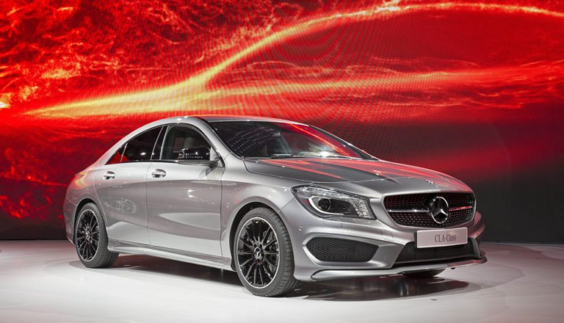 Meredes-Benz CLA -Fanaticar Magazin