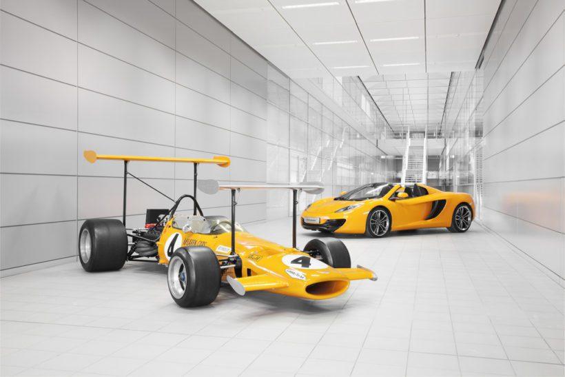 50 Jahre McLaren - Fanaticar Magazin