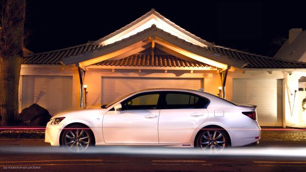 Lexus GS450h F Sport - Fanaticar Magazin