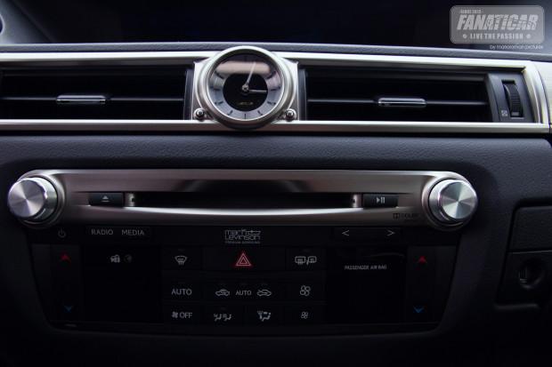 Lexus GS 450h F Sport - Fanaticar Magazin