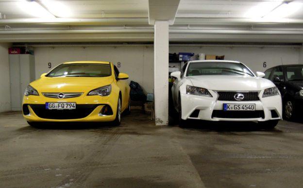 Opel Astra OPC / Lexus GS450h - Fanaticar Magazin