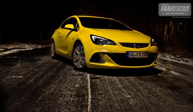 Opel Astra OPC - Fanaticar Magazin
