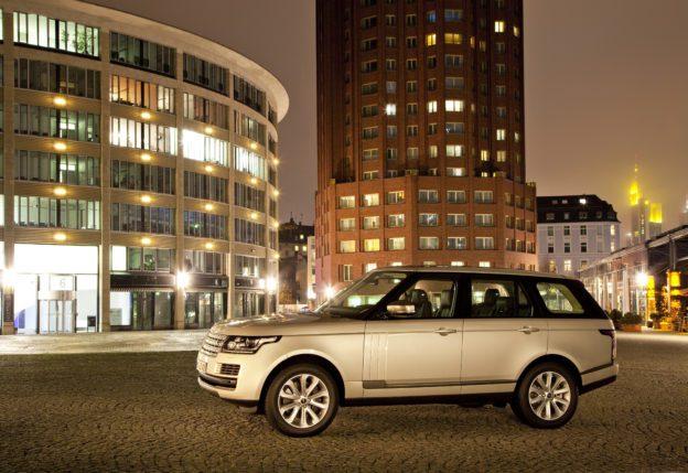 Range Rover - Fanaticar Magazin