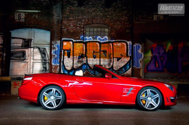 Mercedes-Benz Sl 63 AMG - Fanaticar Magazin