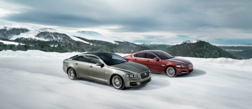Winter Driving School Jaguar - Fanaticar Magazin