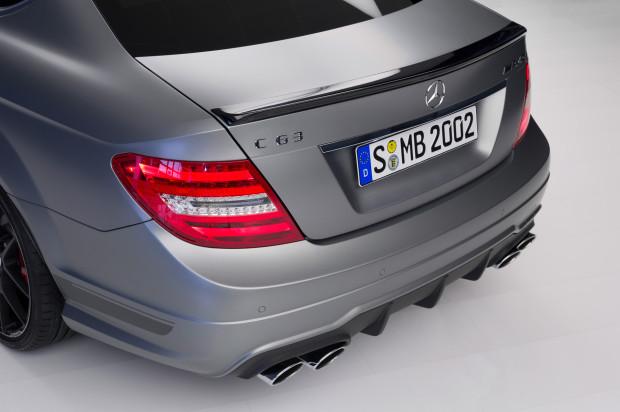 """Mercedes-Benz C663 AMG """"Edition 507"""" - Fanaticar Magazin"""