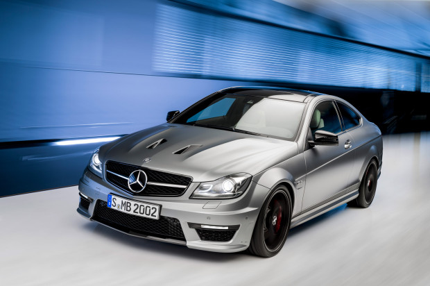 13C41 86-620x412 in Brüll mir 507 ! Der C63 AMG in der Edition 507