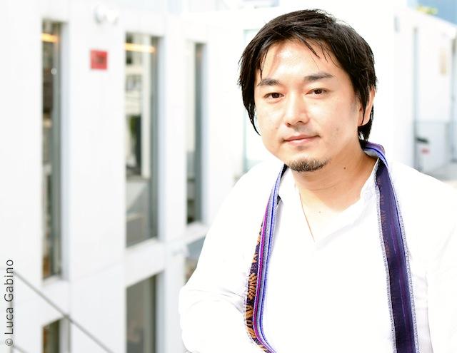Stararchitekt Toyo Ito und Jury-Mitglied des Lexus Design Awards