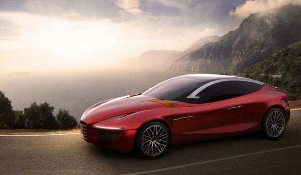 Alfa-Romeo Gloria - Fanaticar Magazin