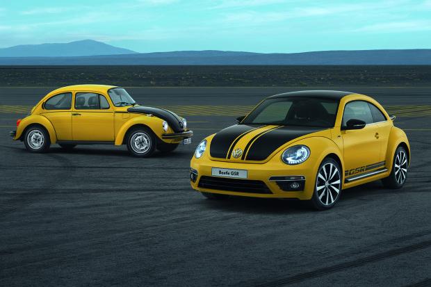 Volkswagen Beetle GSR - Fanaticar Magazin