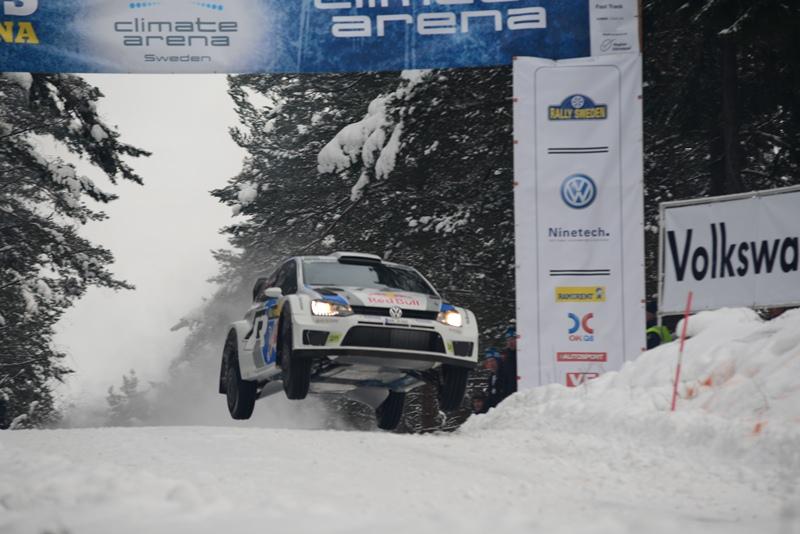 Rallye Schweden - Fanaticar Magazin
