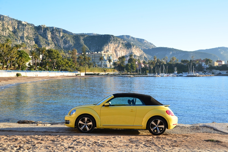Volkswagen Beetle Cabriolet | Fanaticar Magazin