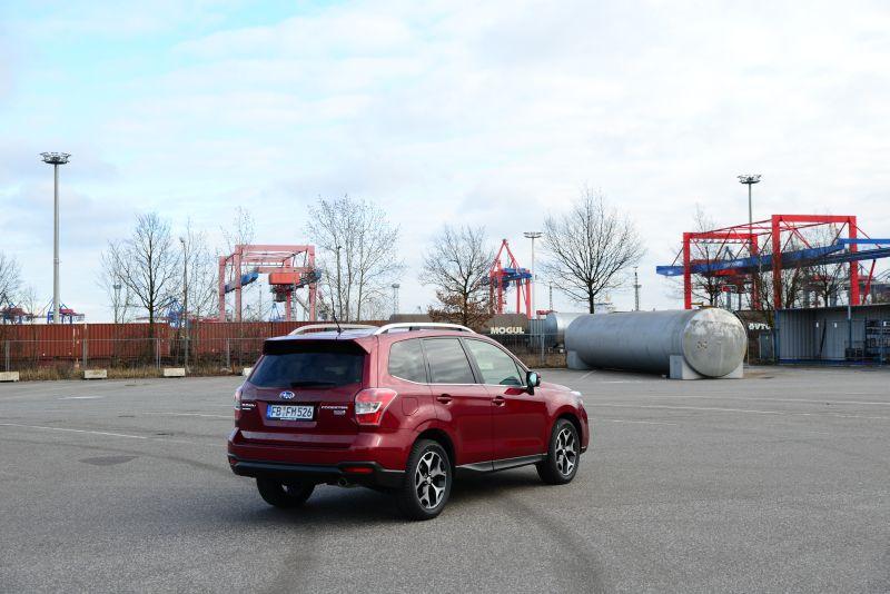 Subaru Forester - Fanaticar Magazin