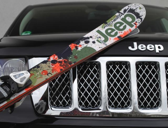 Fischer Jeep Powerrail