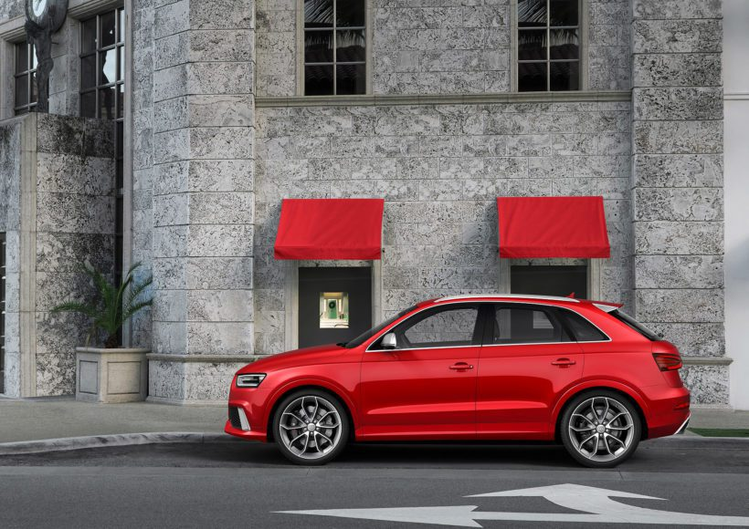 2013 Audi RS Q3 - Fanaticar Magazin