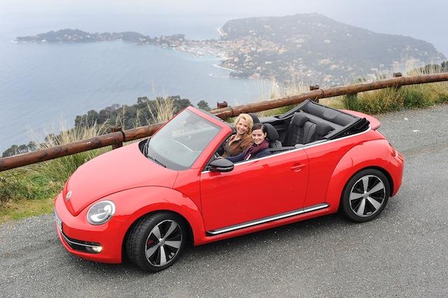 fahrbericht vw beetle cabrio tsi nur die harten kommen. Black Bedroom Furniture Sets. Home Design Ideas