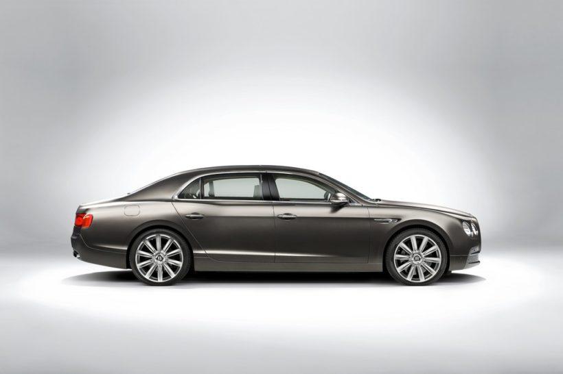 2013 Bentley Flying Spur - Fanaticar Magazin