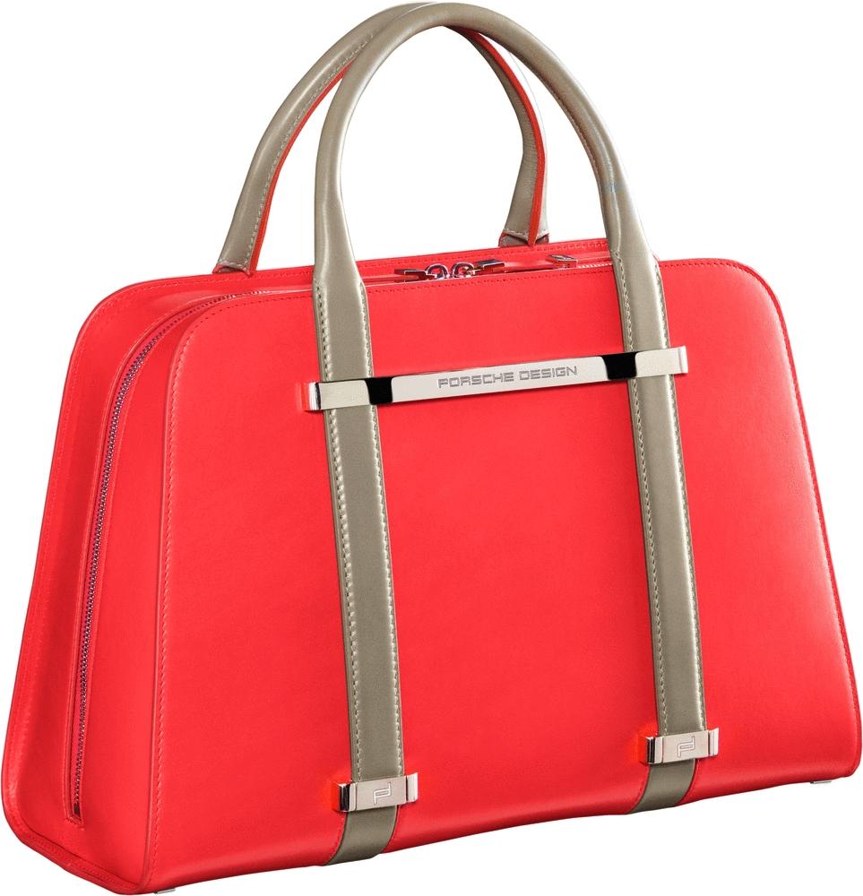 TwinBag: Erste Damen-Handtasche von Porsche Design