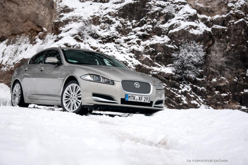 2013 Jaguar XF AWD - Fanaticar Magazin