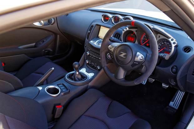 Nismo-370z-8-620x413 in Nissan 370Z Nismo - Die nächste Evolutionsstufe