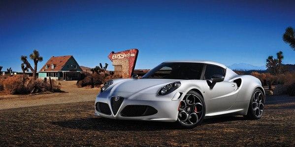 2013 Alfa Romeo 4c - Fanaticar Magazin
