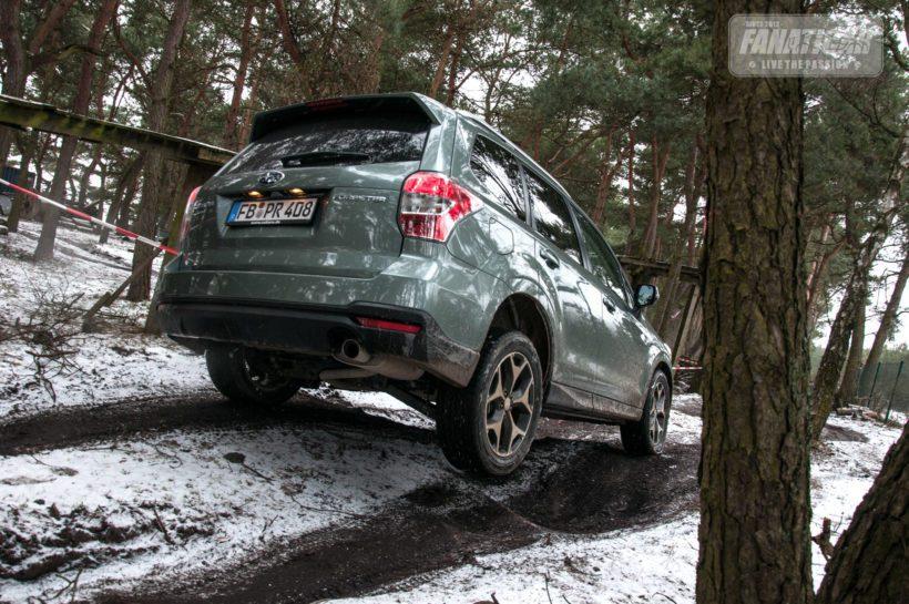 2013 Subaru Forester- Fanaticar Magazin