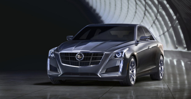 2014 Cadillac CTS - Fanaticar Magazin