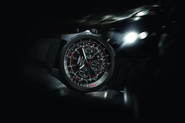 Bentley Light Body Midnight Carbon Uhr