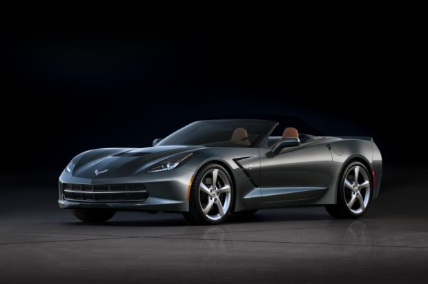 2013 Chevrolet Corvette Stingray C7 - Fanaticar Magazin