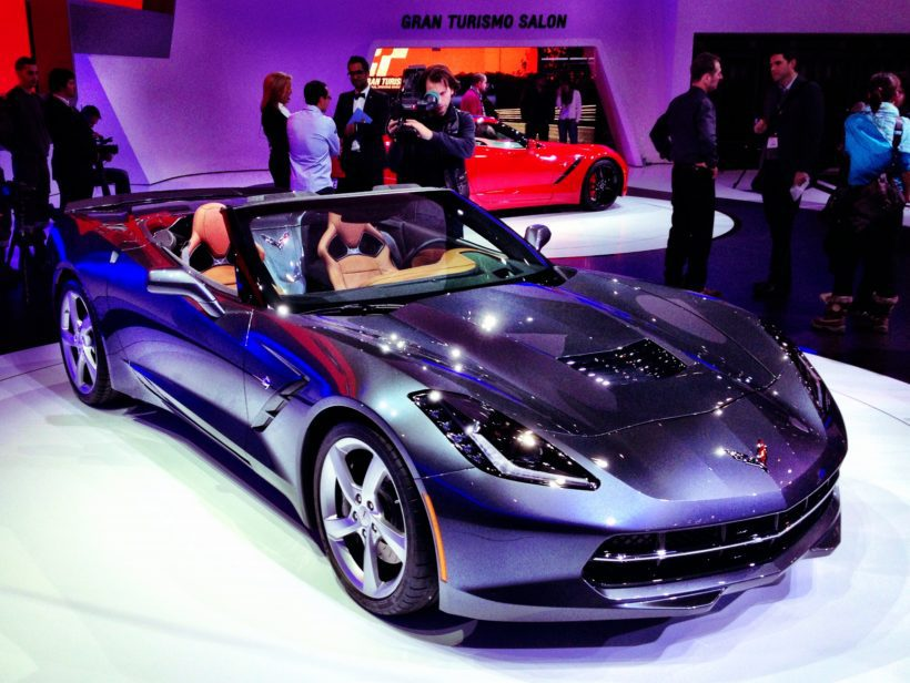 2013 Chevrolet Corvette Stingray C7 - Fanaticar Magazin