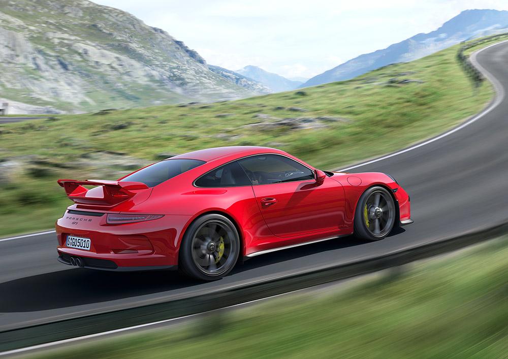 Die Offenbarung: Porsche präsentiert den neuen 911 GT3 (991)
