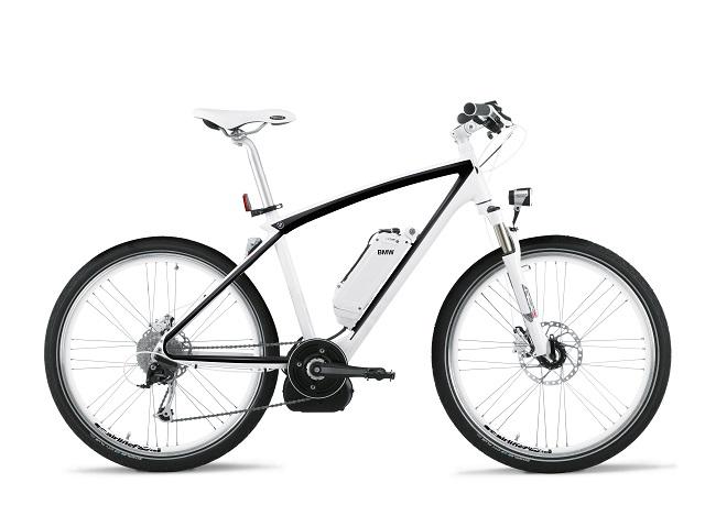 BMW Lifestyle Kollektion: BMW Cruise e-Bike