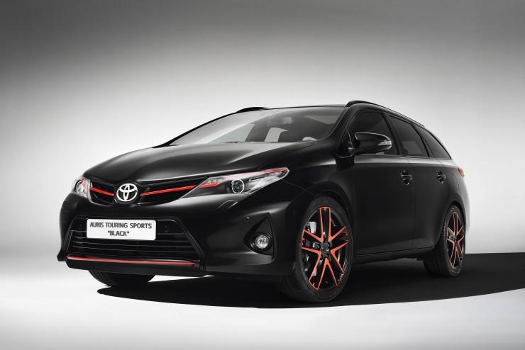 Toyota Auris Touring Sports Designstudie - Fanaticar Magazin