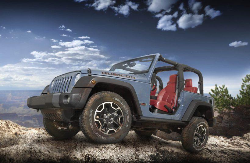 """Jeep Wrangler Rubicon """"10th Anniversary Edition"""" - Fanaticar Magazin"""