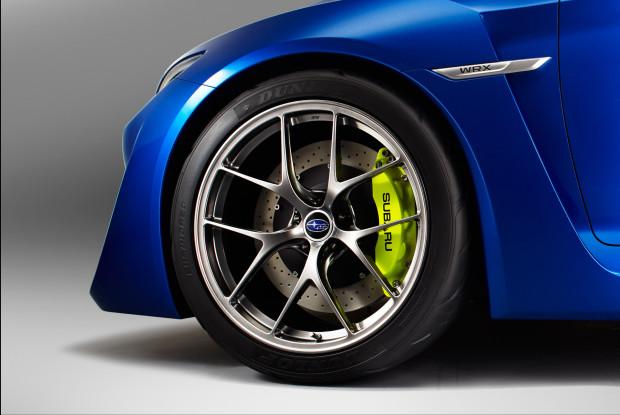 H Wrcc 013-620x415 in Britisches Sushi - Subaru präsentiert das WRX Concept Car