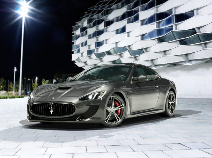Maserati Gran Turismo MC Stradale - Fanaticar Magazin