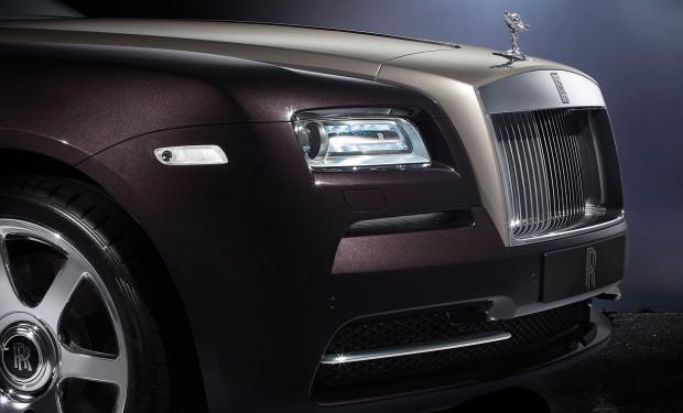 Rolls-Royce Wraith - Fanaticar Magazin