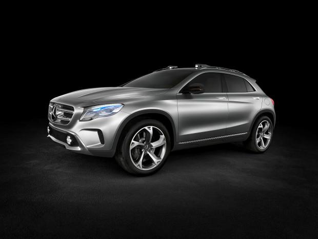13C313 03-620x465 in Dyamische SUV Studie von Mercedes-Benz : Der Concept GLA