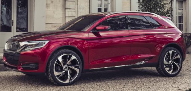 2013 Citroën Wild Rubis Concept Car - Fanaticar Magazin