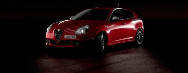 Alfa Romeo Giulietta in Fast & Furios 6 - Fanaticar Magazin