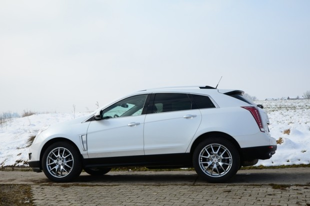 2013 Cadillac SRX - Fanaticar Magazin
