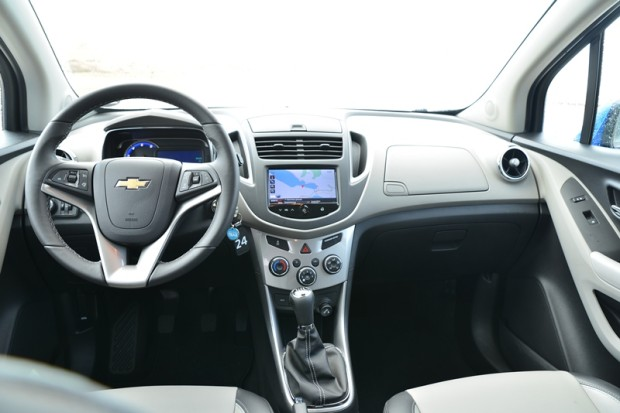 2013 Chevrolet Trax - Fanaticar Magazin