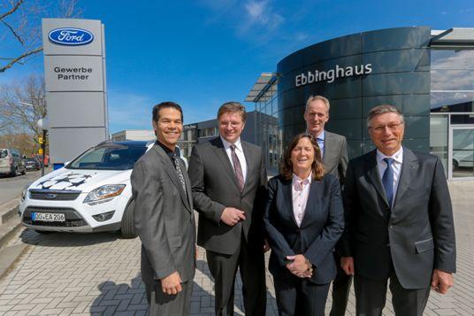 Gerry K. Weber, Michael Güldenpfennig, Elena A. Ford, Wolfgang Kopplin, Paul-G. Ebbinghaus