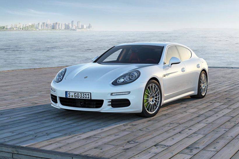 Porsche Panamera S E-Hybrid - Fanaticar Magazin