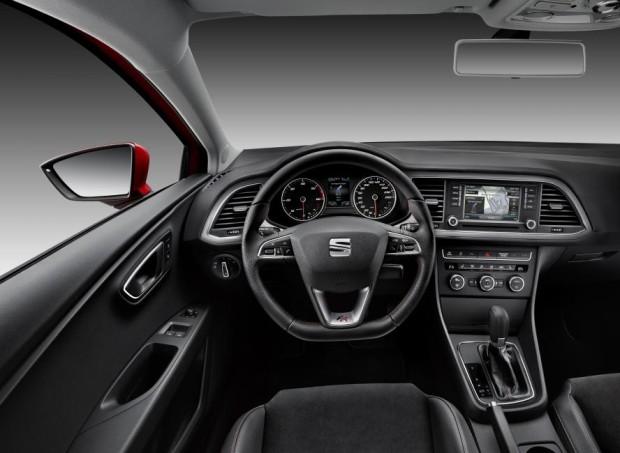 Seat-Leon-SC-FR-Interieur-620x453 in Fahrbericht Seat Leon SC: Heißer Spanier trifft deutsche Technik